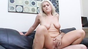 Nikki Pounded Creampied Her Wet Pussy