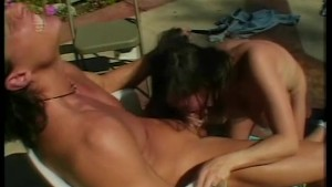 Big Tit Broad Sucks Outdoors - Future Works