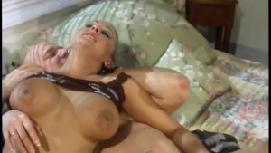 Blonde with perfect tits gets her taste of sausage - Lord Perious