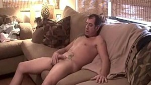 Hot Couch Quickie