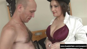 Busty Cop Hollie Benton Get Al