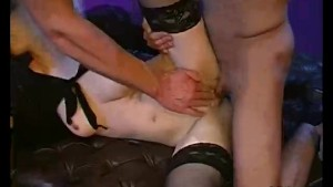 Annette can suck dick while fucking