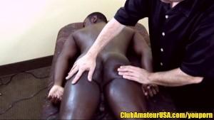 Straight Black Stud Griffin SeXplores