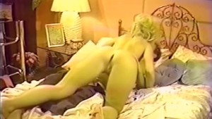 Blonde pussy licked and diddle