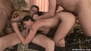 Simony Sucks three dicks 4