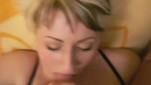 Very Cute Blonde Teen Gets Her Pussy Full Of Cock