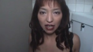 Japanese Amateur Bathroom Blow