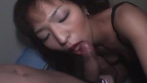 Japanese Amateur Bathroom Blowjob part 2