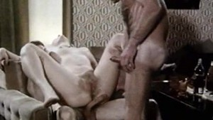 Vintage Porn 1970s - Classic Hairy Interracial