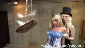 Alice In Wasteland. A BDSM Hal