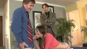 Stepdaughter Sucking and Fucki