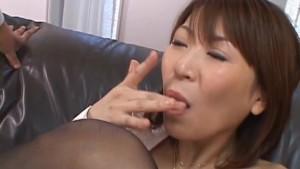Jun Kusanagi and the horny bos