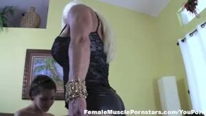 Ashlee Chambers - Muscle Mistr