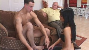 Mature Fucks Young Stud