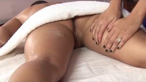 Briana Blair Lesbian Massage a