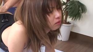 Uncensored Japanese Amateur Sex: Hairy Japanese Girl Gets Gangbanged pt 1