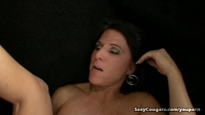 Big Titty Milf Gets Fucked In The Pool House