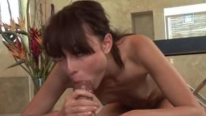 Petite Teen Zoe Voss Nuru Massage and Blowjob