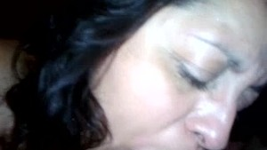 Latina Martha Loving Black Cock Pt. 4