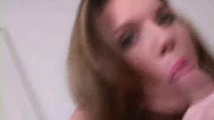 Redhead amateur wife sucking dick 2