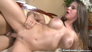 Nasty Rachel Roxxx gets nailed by a monster Cock