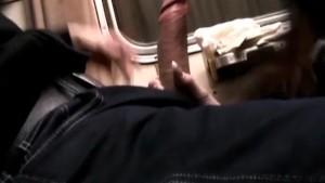 Nasty cockriding in reverse po