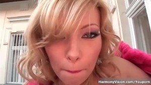 HarmonyVision Blonde Ass Slut