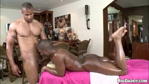 Gay Black Massage