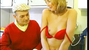 Papy seduces neighbor s wife