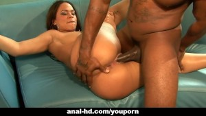 Sexy Chyanne Jacobs interracial sex