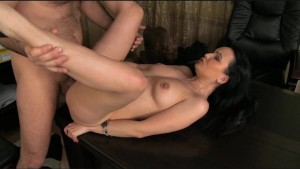 FakeAgent Mature brunette take
