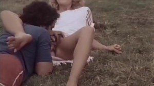 Classic orgy movie with sexy lady