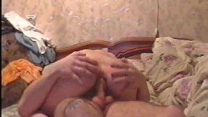 Skinny girlfriend gets her ass fucked hard from behind