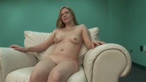 Using a dildo on the casting couch - DreamGirls