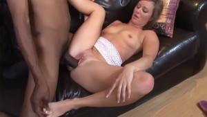 Her First Big Black Cock - Blackout Pictures