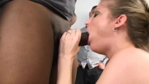 My wife fucks a black dick - B