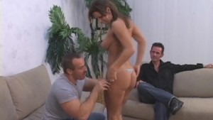 Hubby Surprised By Swinger Wif