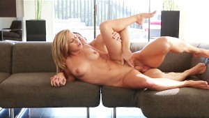 Passion-HD All natural girl takes it hard doggystyle