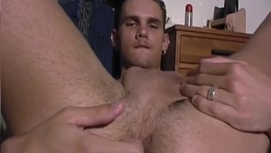 Twink Rubs One Out - CUSTOM BOYS