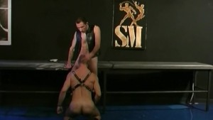 My Master Shaves Me and Teases - All Male Studio