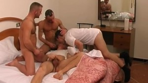 Cuddle Buddies Become Fuck Friends- All Male Studio