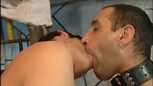 Rex Gets His Rocks Off In The Dungeon - All Male Studio