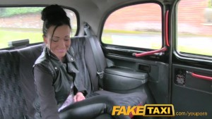 FakeTaxi I cum in her ass in t