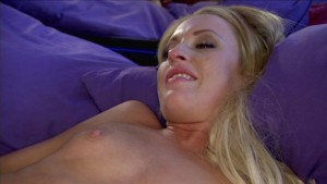 Skinny hot blonde has a nice morning fuck with her boyfriend- Mavenhouse