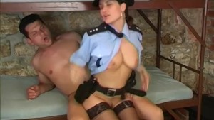 Cop Catches Her Suspect - Pleasure Photorama