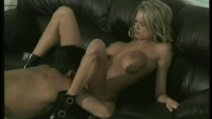 Busty blonde slut craves cock - Boss Film