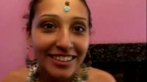 Cock Sucking Indian Babe