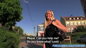 PublicAgent HD Stunning blonde loves getting fucked by my big dick