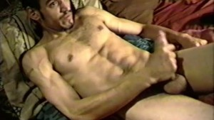 Muscular black guys show what they have- Encore Video