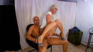 French Babe Takes It In Both Holes And Gets Huge Facial - Kemaco Studio